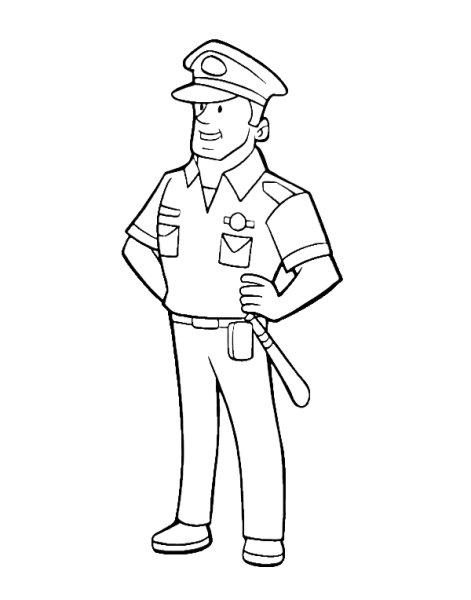 Criminal Drawing Easy Transparent Png Clipart Free Download Ya