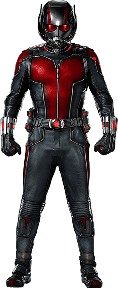 Antman drawing full body. Why is spider man