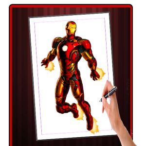 Antman drawing step by. How to draw