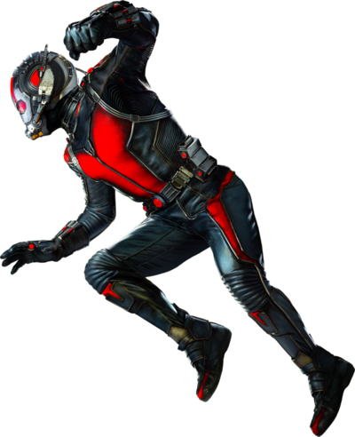 Ant man png. By sidewinder on deviantart