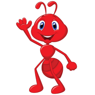 Vector ant animated. Cartoon bears pictures clipart