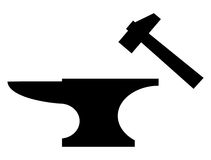 Anvil clipart. Creative ideas and illustrations