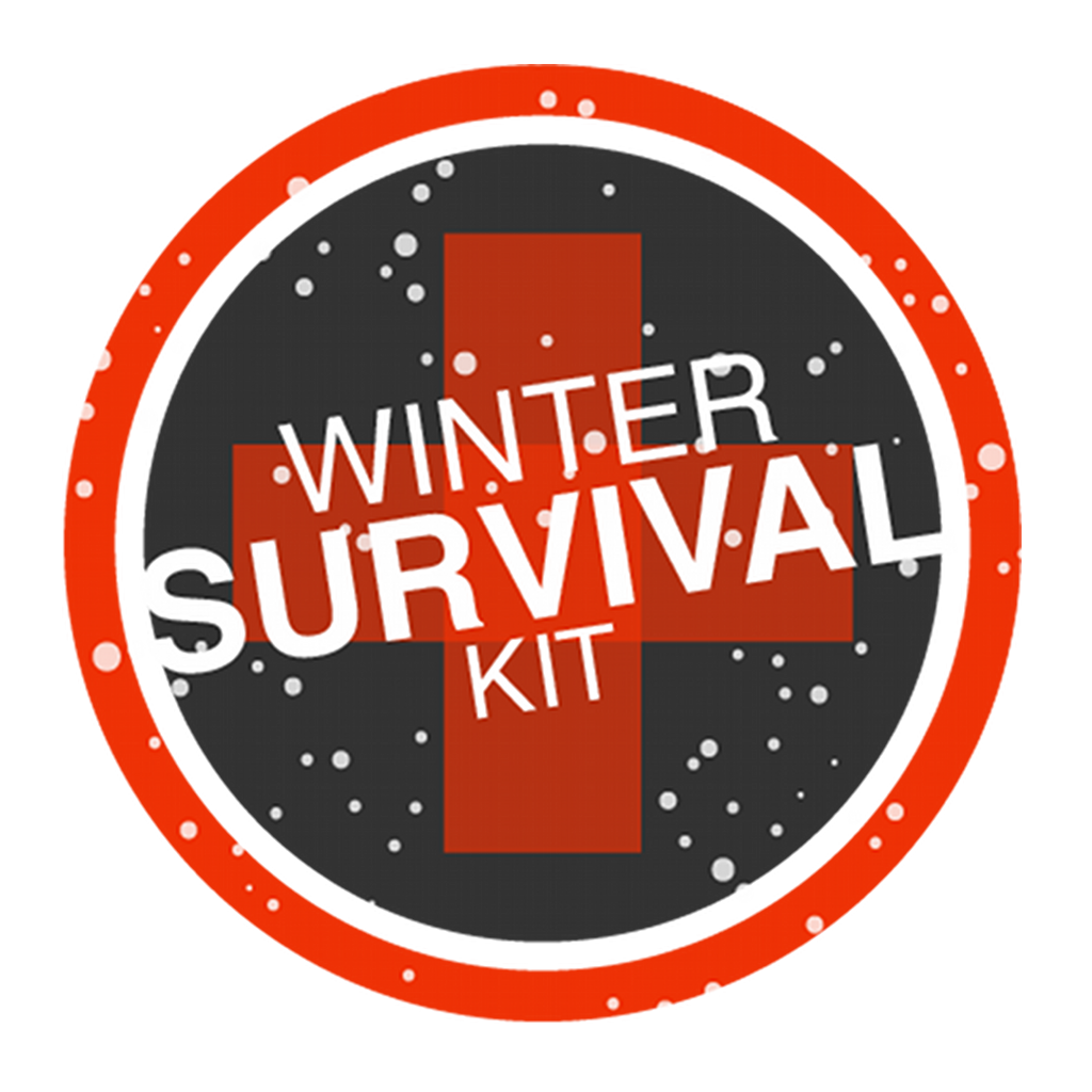 Anxiety clipart survival kit. Winter for you your