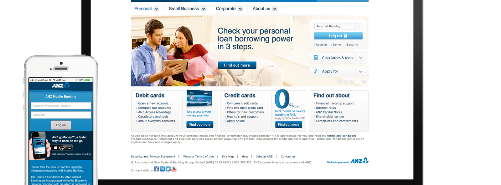 Anz bank png internet banking. Sending transferring money to