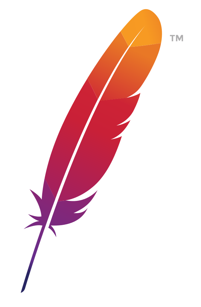 Boho svg feather. File apache logo wikimedia