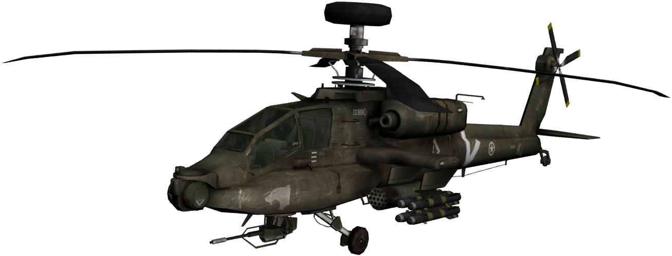 Apache helicopter png. Image uh apachep frender