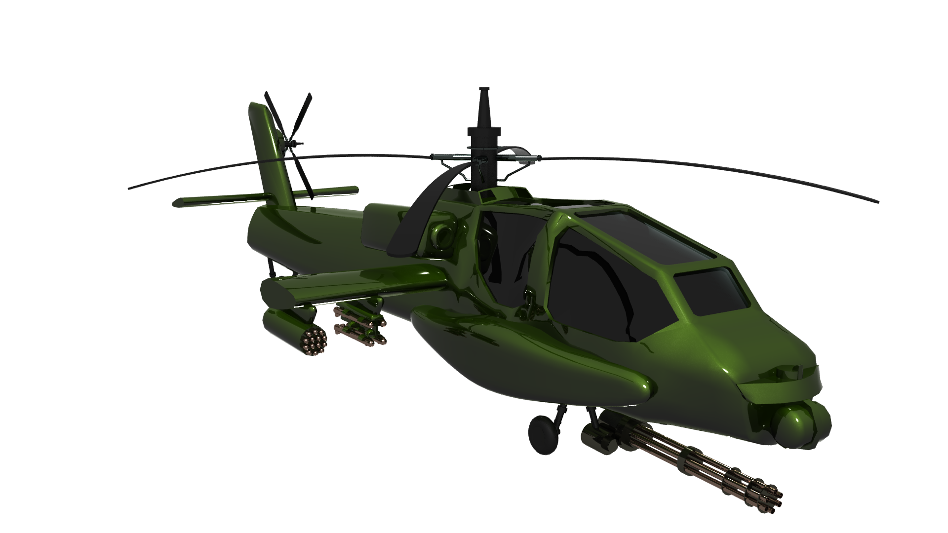 Apache helicopter png. File mart