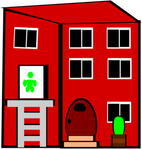 Apartment clipart apartment house. At getdrawings com free