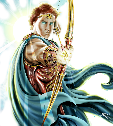 apollo god png
