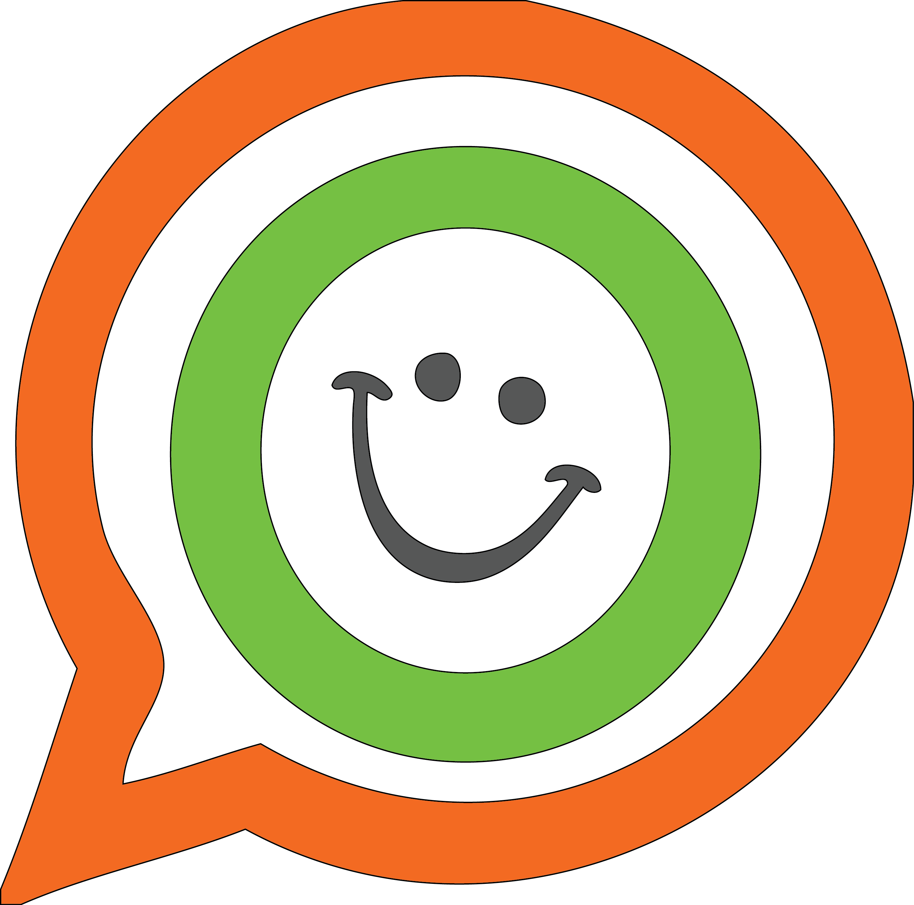 App clip india. Indian messenger chat from