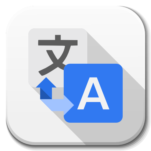 App download png. Apps google translate icon