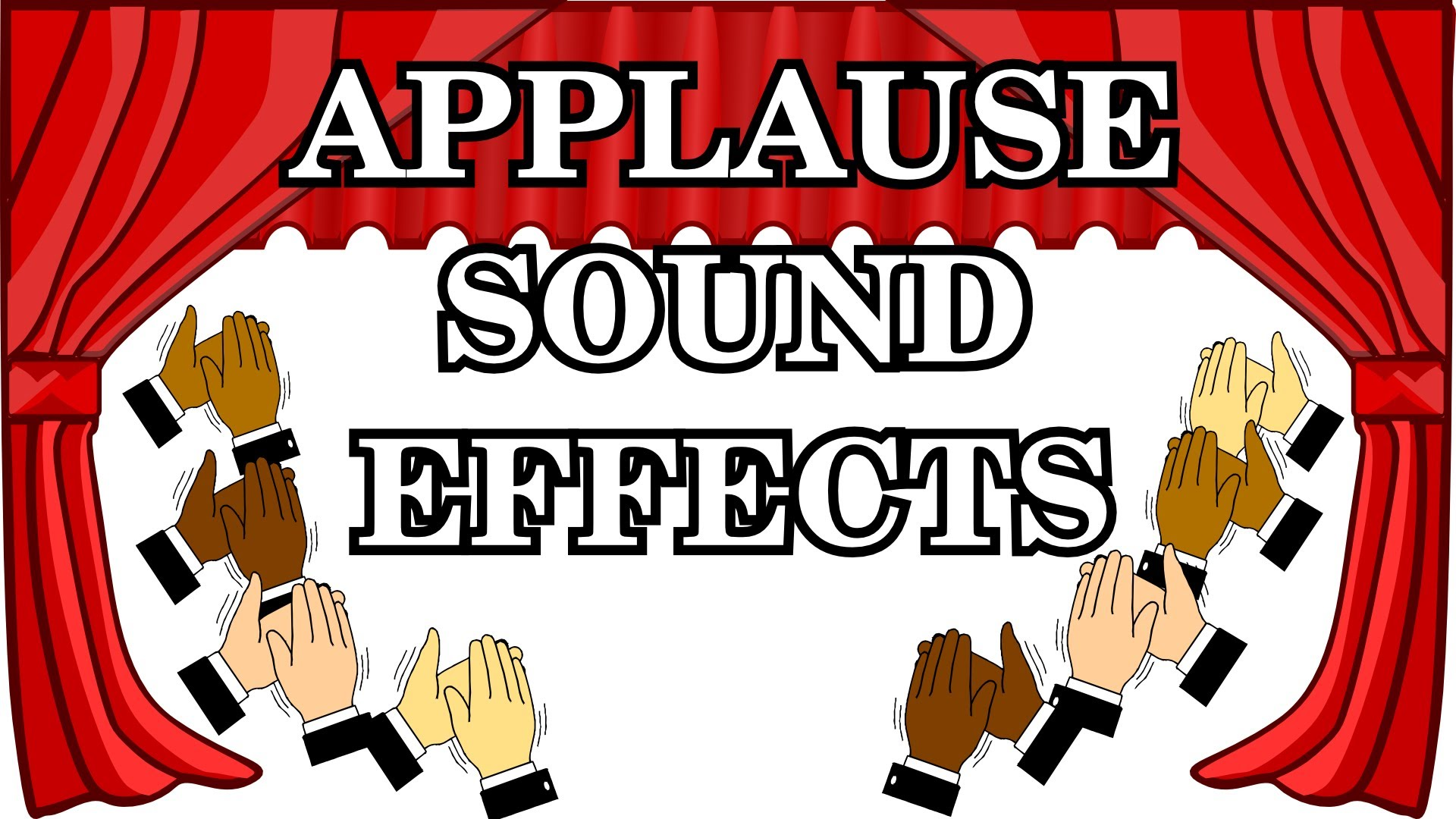 Applause clipart sound effect. Effects