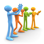 applause clipart team engagement