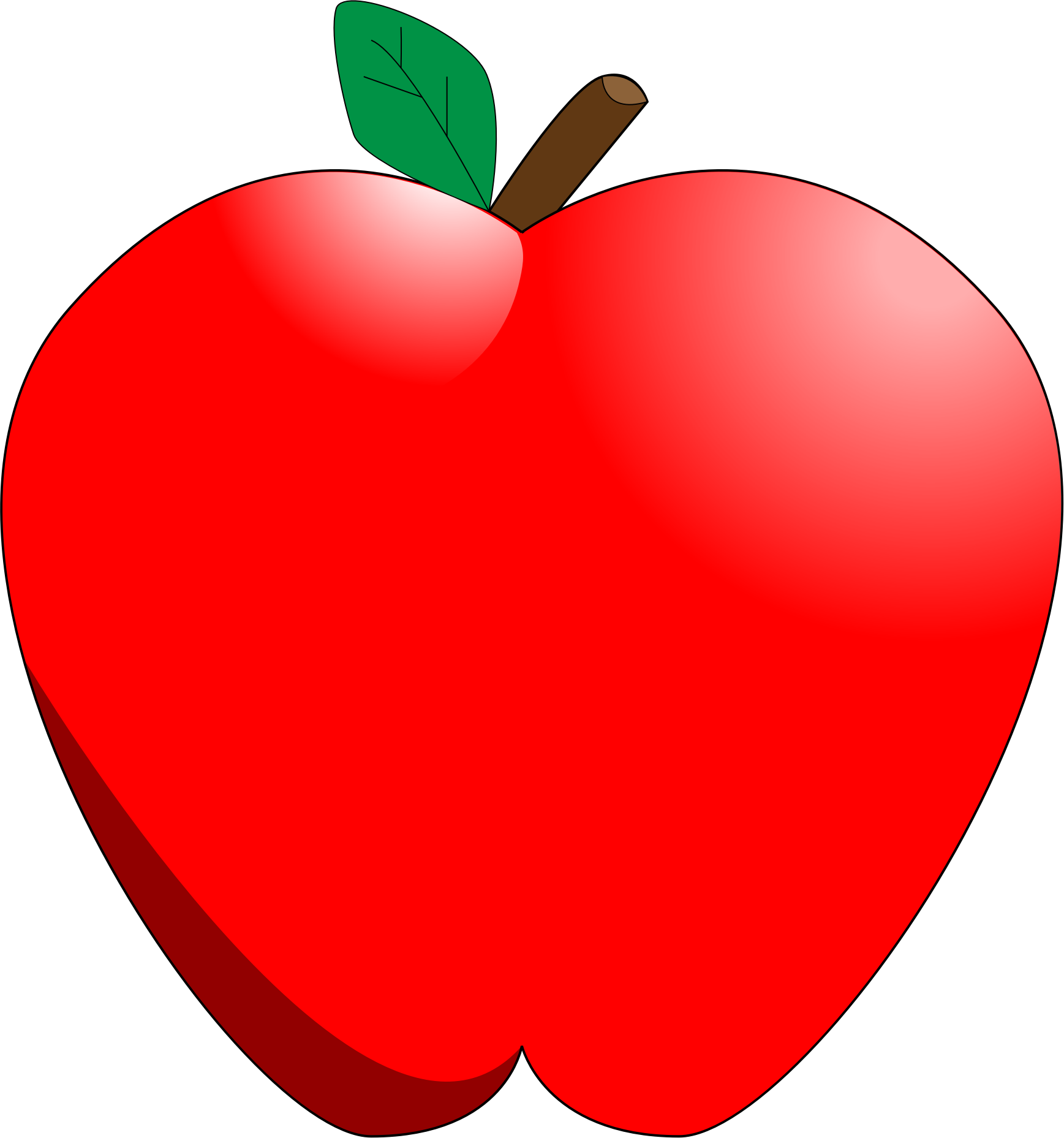 Apple cartoon png. Icons free and downloads
