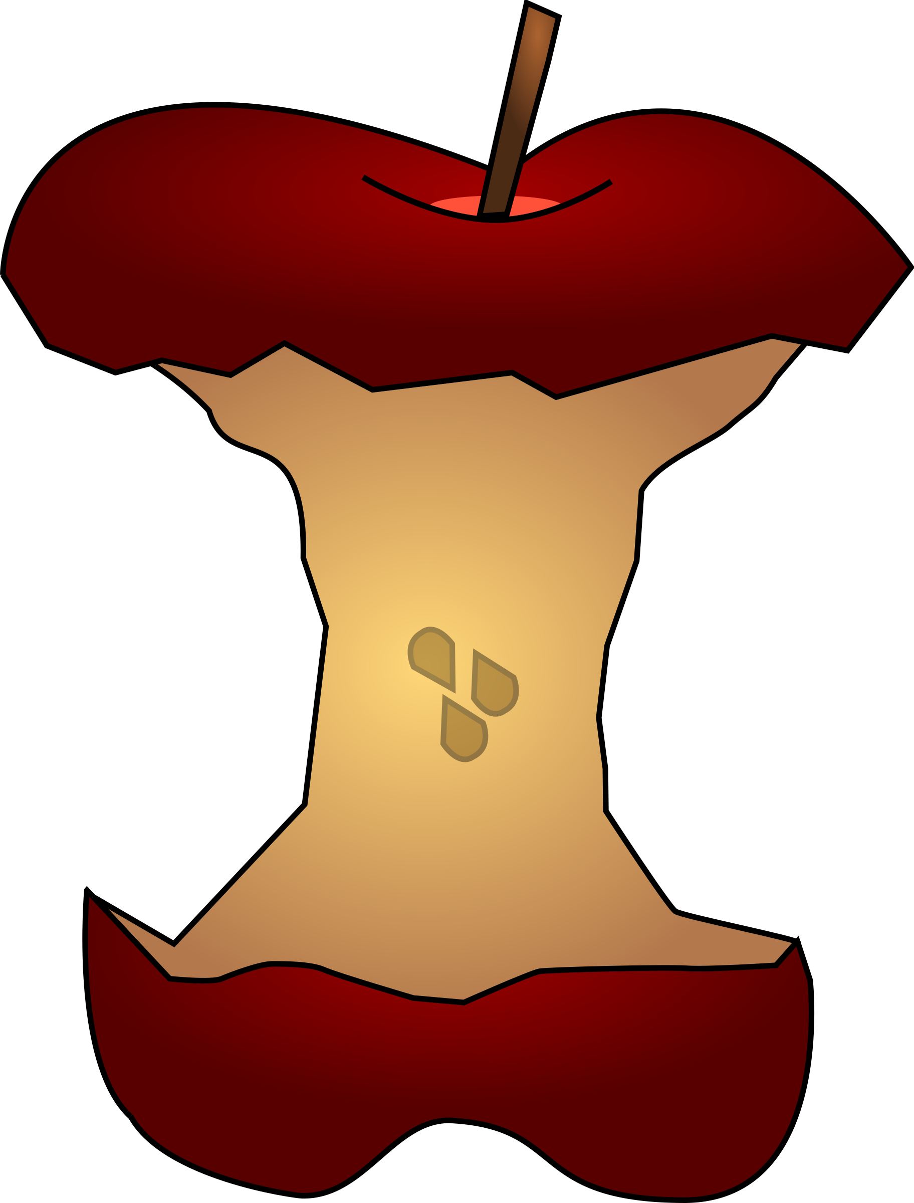 Apple core png. W seeds icons free