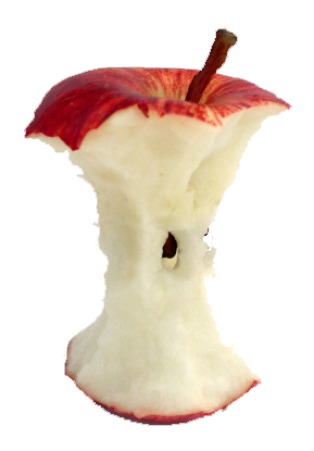 Apple core png. Image