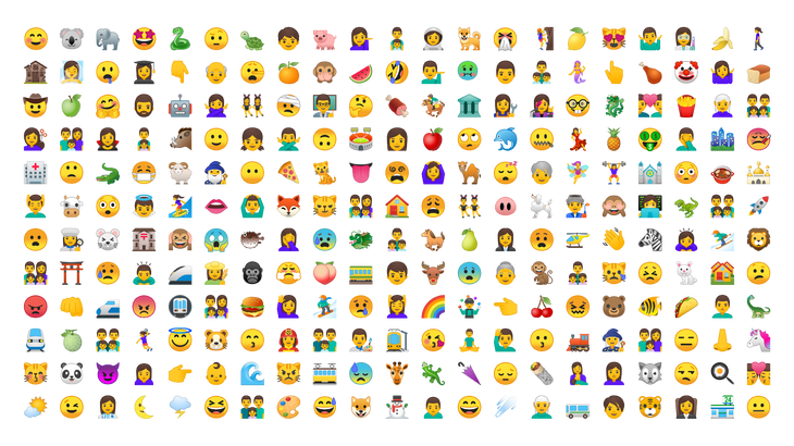 Meet android oreo s. Apple emoji png download clip transparent download