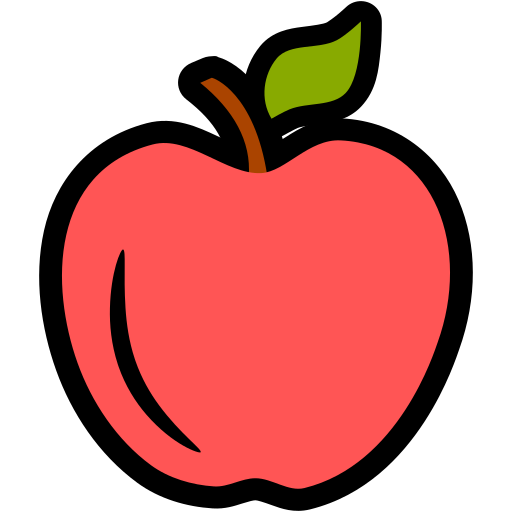 Apple fruit icon png. Free of fresh icons