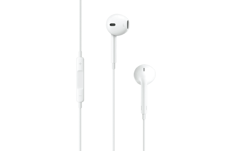 Ear pods png. Apple mnhf fe a