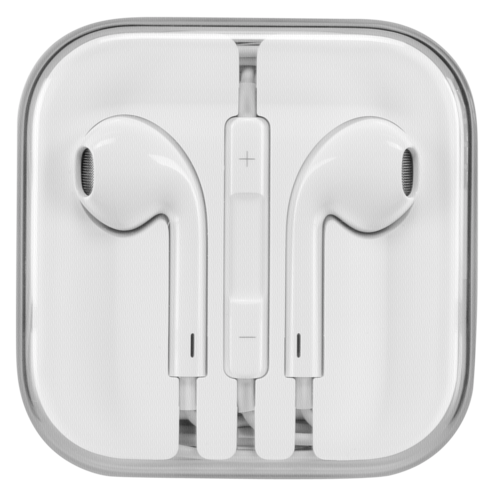 Ear pods png. Apple earpods mit mikrofon