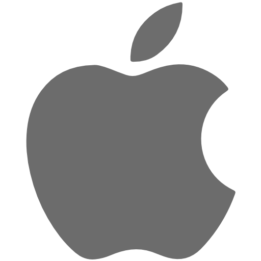 Apple icon png. Free of social icons