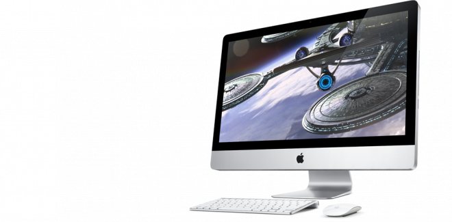 Apple imac png. The inch is new