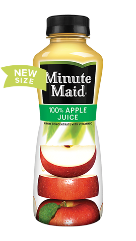 Apple juice png. Variety other minute maid