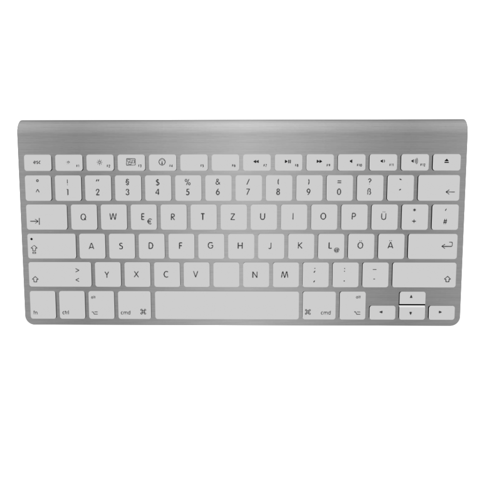 Apple keyboard png. Wireless design and decorate
