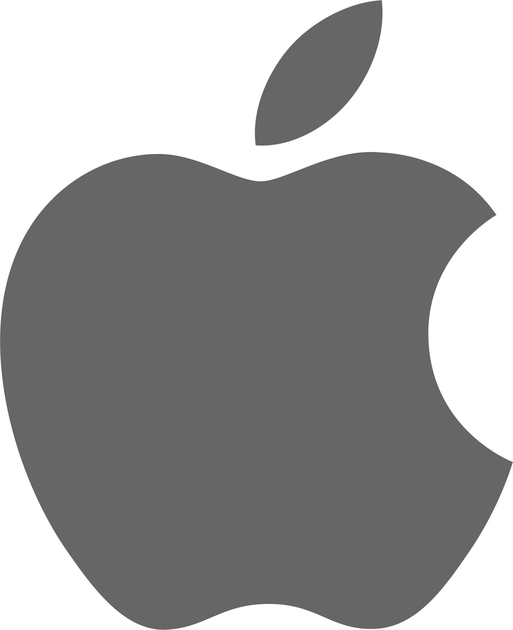 Apple log png. File logo dark grey