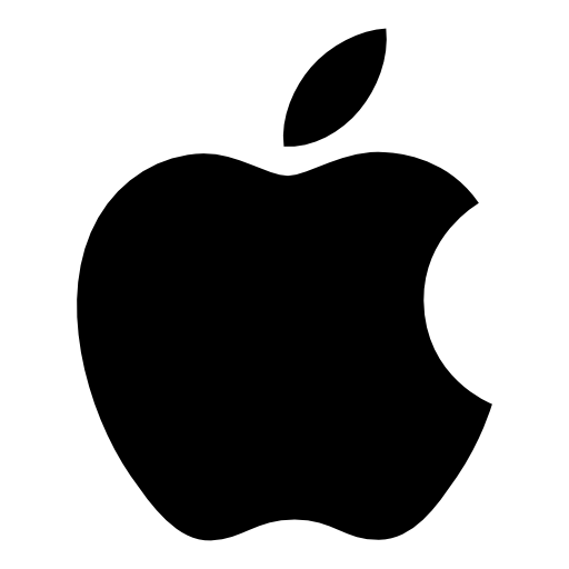 Apple logo .png. Icon free icons download