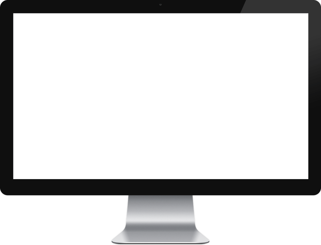 Mac apple monitor png. Imac transparent background svg free library