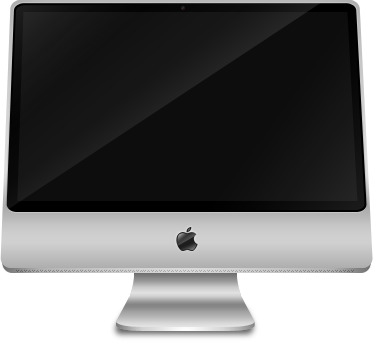 Apple monitor png. Icon superpack by svenvath