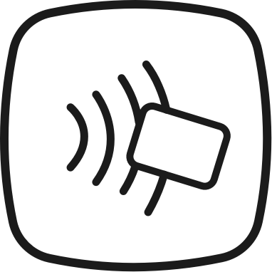Apple pay logo png. N europe contactless made