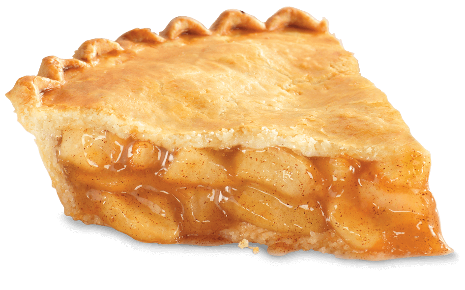 Apple pie png. Reduced fat no