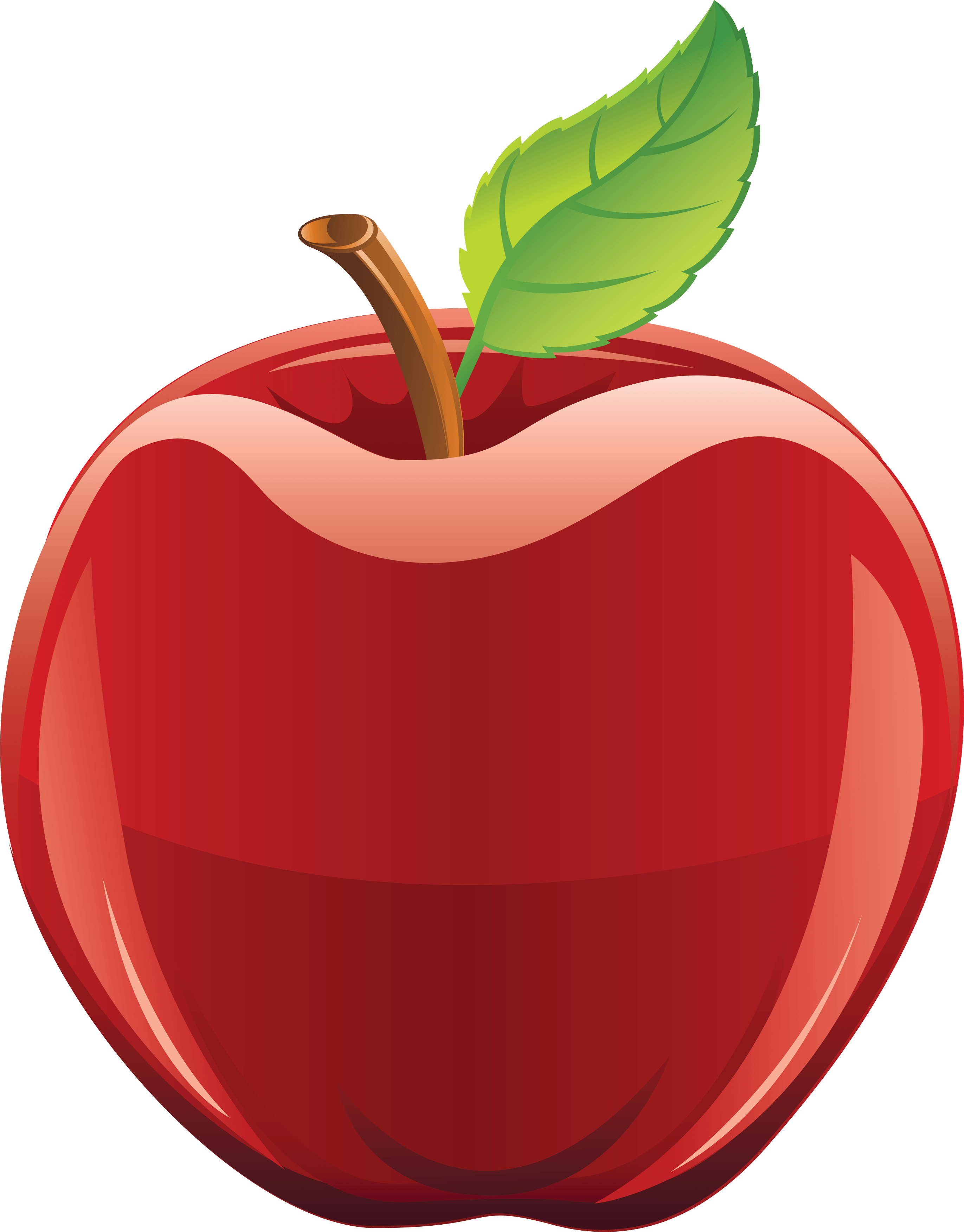 Apple png. Red image