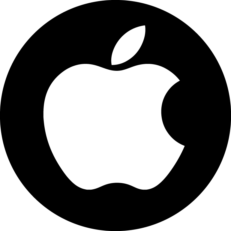 Apple png logo. Transparent image web icons