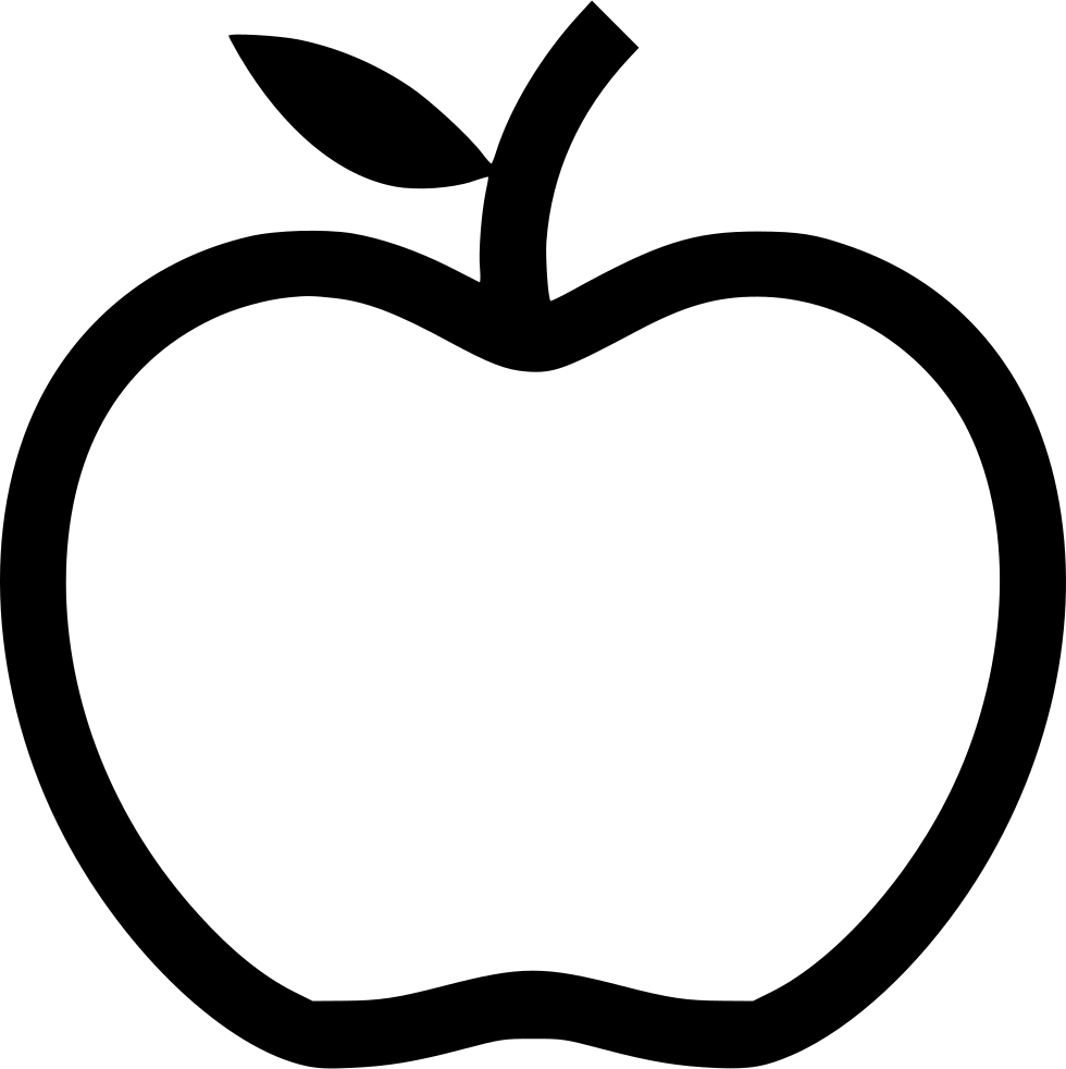 Teacher inspire apples png. Learning apple svg icon
