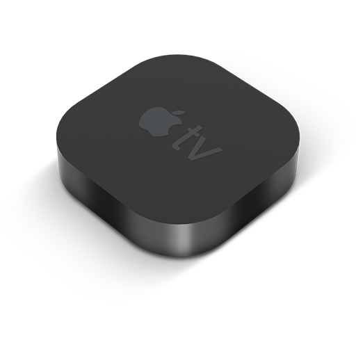 Apple tv icon png. Appletv macs updated icons