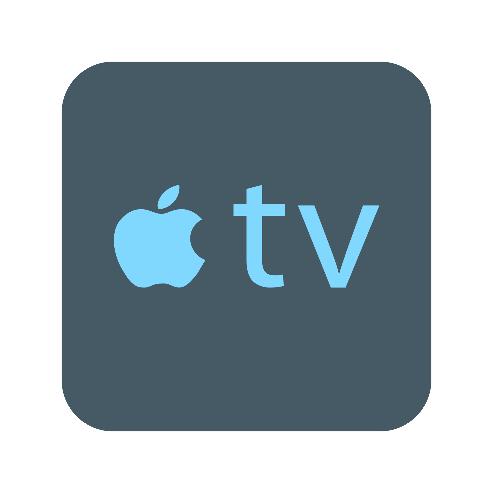 Apple tv icon png. Computer icons television logo