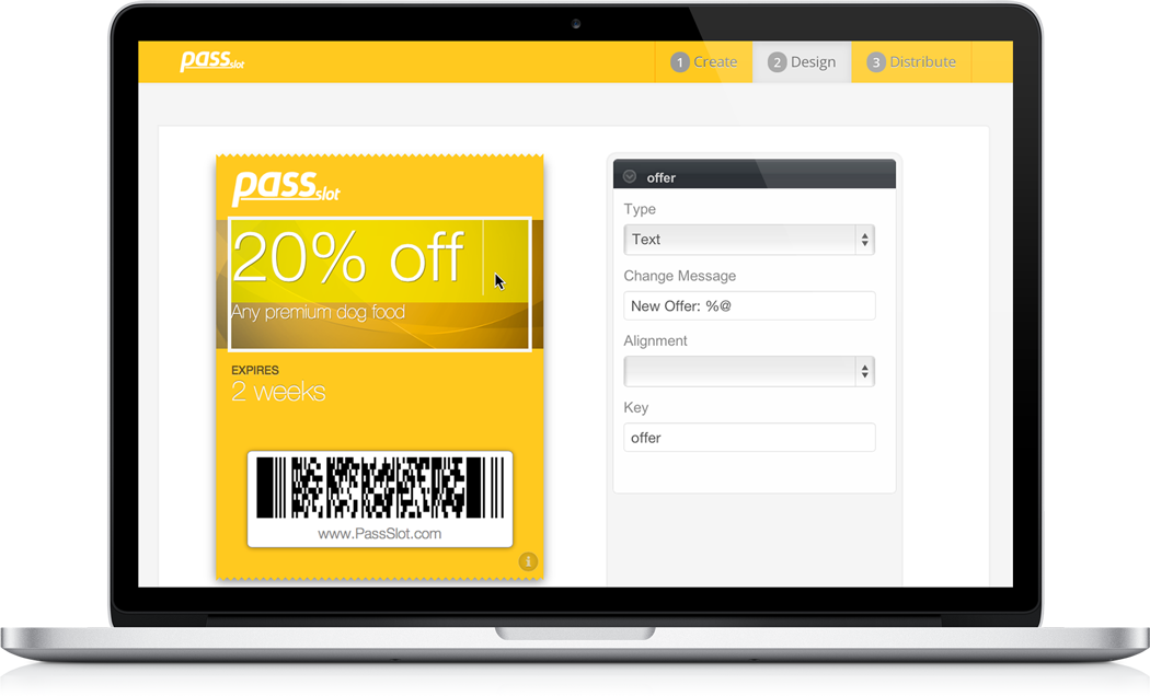 Apple wallet pass png. Mobile solutions passslot create