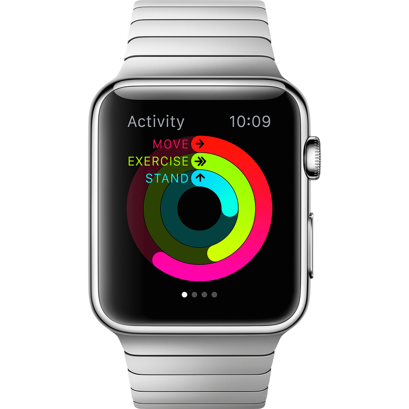 Apple watch fitness png. Steel everything you need