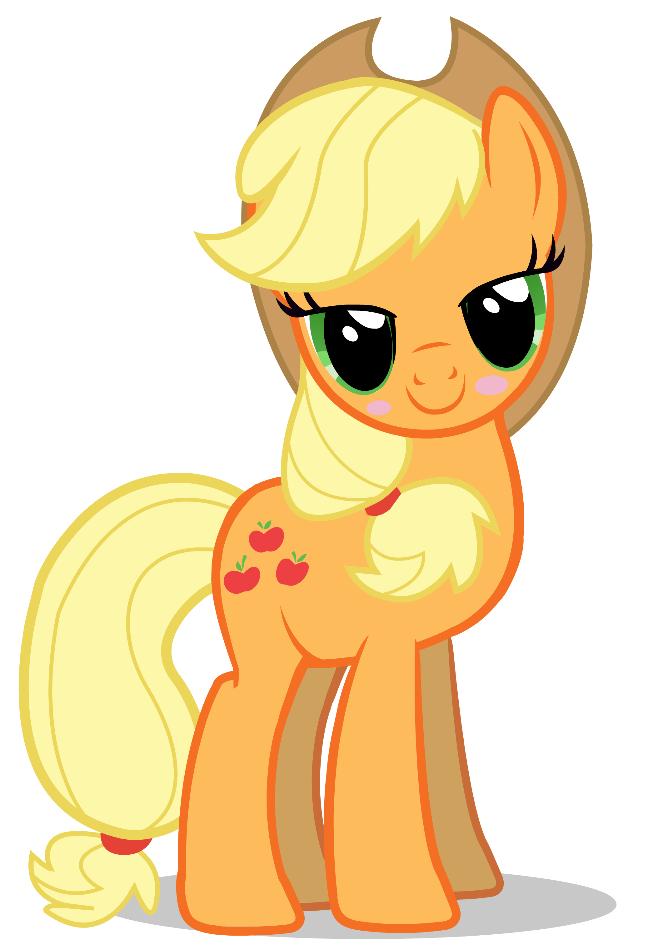 Applejack Drawing My Little Pony Transparent Png Clipart Free