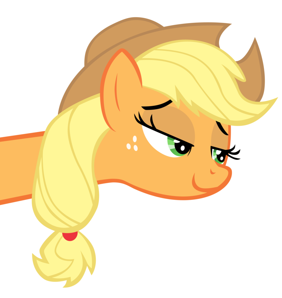 applejack transparent mad