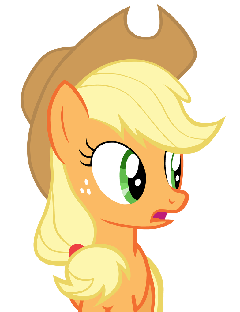 Applejack transparent deviantart. What by thehylie on