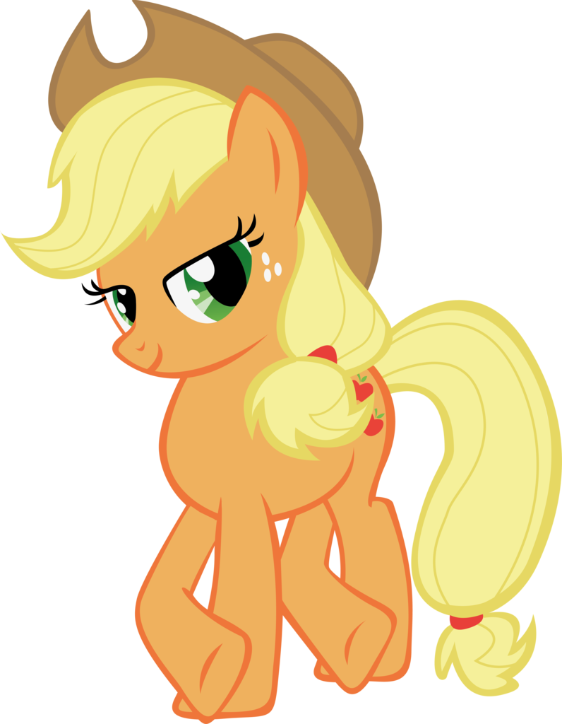 applejack transparent