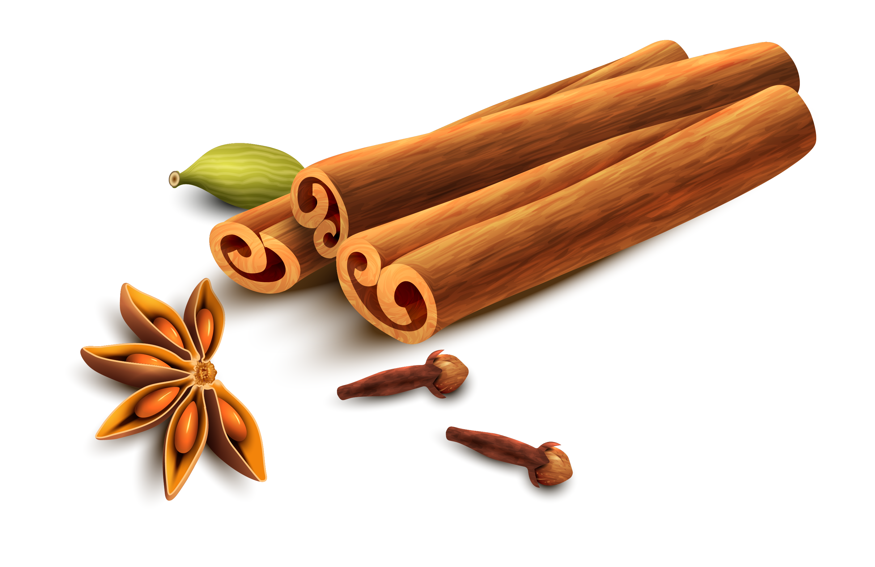 Star anise sichuan pepper. Cinnamon transparent png transparent library