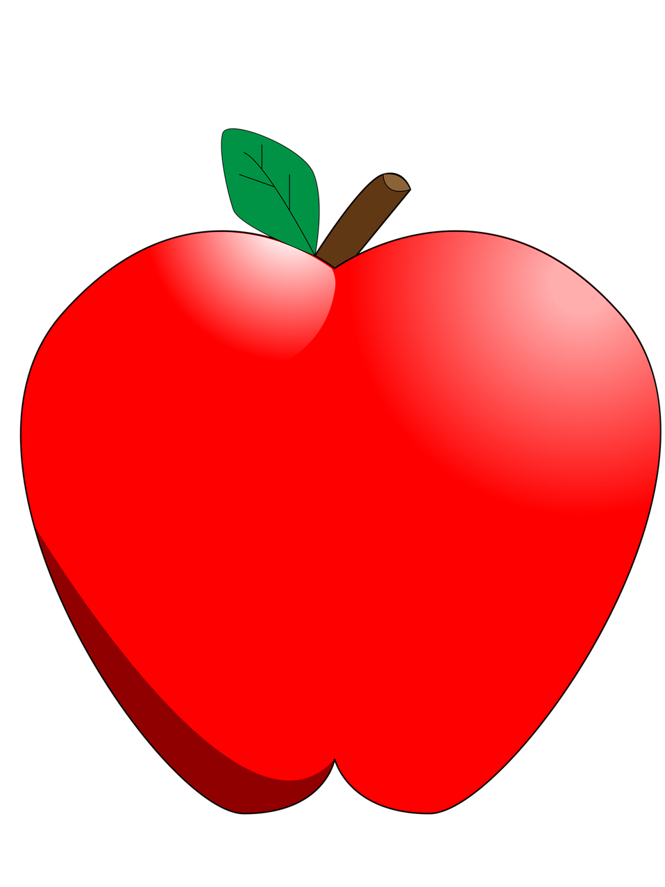 Apples border png transparent background. Apple free stock photo