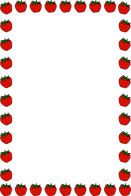 Apples border png transparent background. Free image on pixabay