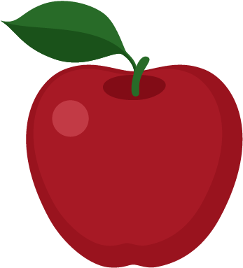 Apples drawing png. Draw step by apple