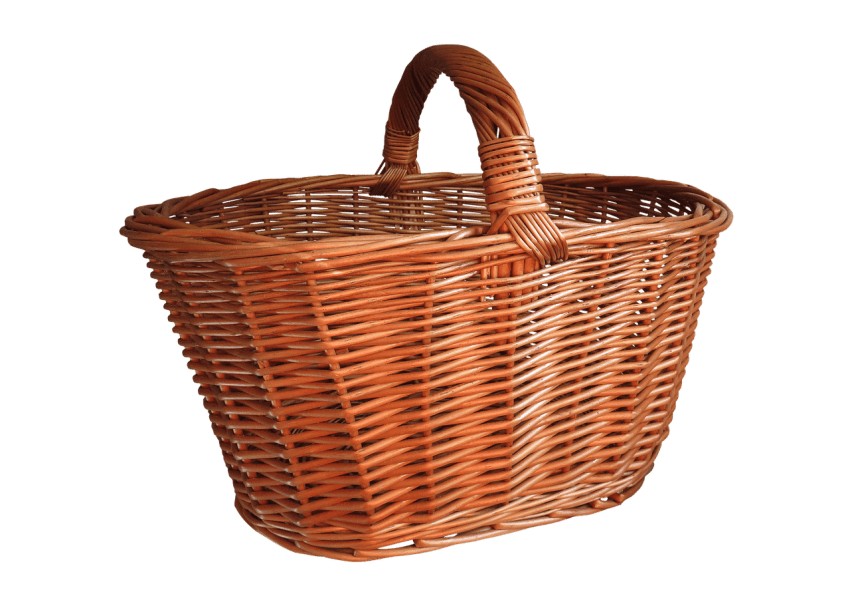 Apples in basket transparent file png. Woven empty free images